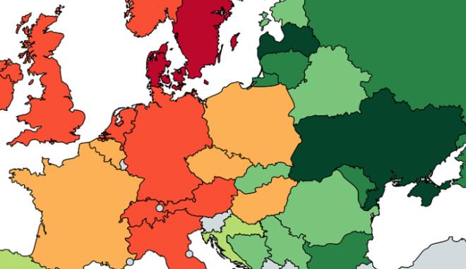 Κακό μάτι: Ποιοι λαοί πιστεύουν στην ύπαρξη του - Η θέση της Ελλάδας