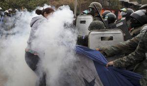 Ονδούρα: Αιματηρές διαδηλώσεις κατά της επανεκλογής Ερνάντες