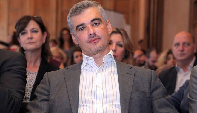 Ο Αρης Σπηλιωτόπουλος