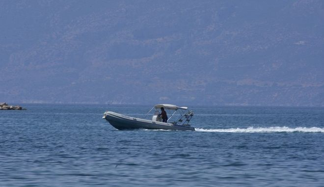 Ταχύπλοο στη θάλασσα (Eurokinissi-ΠΑΠΑΔΟΠΟΥΛΟΣ ΒΑΣΙΛΗΣ)