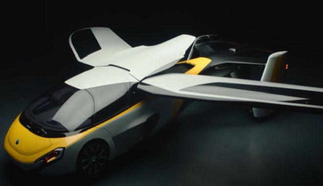 Πώς είναι το πρώτο ιπτάμενο αυτοκίνητο - θα απογειωθεί για πρώτη φορά το 2023