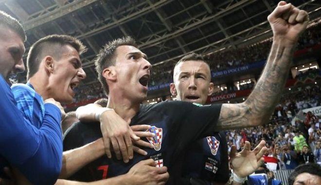 Ιστορία θα γραφτεί μόνο από τους Κροάτες