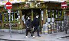 Τουρίστες στο Δουβλίνο της Ιρλανδίας