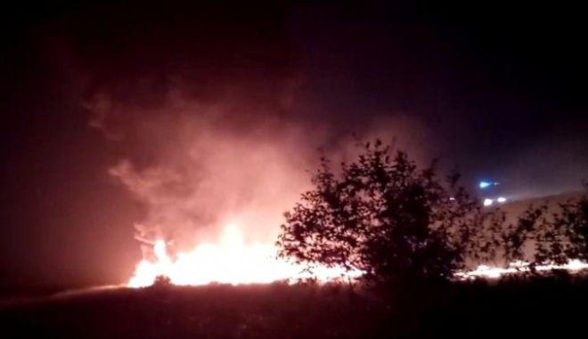 Θρίλερ στο Σότσι: Boeing άρπαξε φωτιά - Σώοι οι επιβάτες από την πύρινη κόλαση