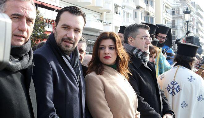 Νοτοπούλου: Οι πολιτικές πράξεις να πορεύονται πάντα με γνώμονα τον άνθρωπο