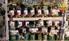 """Βίντεο Drone: Λαυρεωτική ριβιέρα - Το """"νησί"""" της Αττικής"""