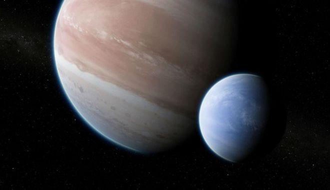 Βάσιμες ενδείξεις ότι ανακαλύφθηκε το πρώτο εξωφεγγάρι