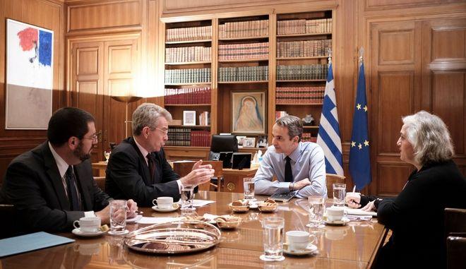 Μήνυμα Πάιατ για τη στρατηγική σημασία που δίνει στην Ελλάδα η Ουάσινγκτον