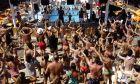 Πάρτυ στη Μύκονο (φωτογραφία αρχείου)