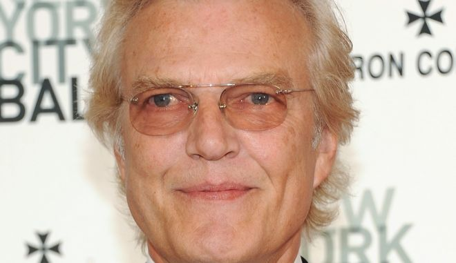 Peter Martins attends the New York City Ballet Spring Gala at Lincoln Center on Wednesday, May 8, 2013 in New York. (Photo by Evan Agostini/Invision/AP)