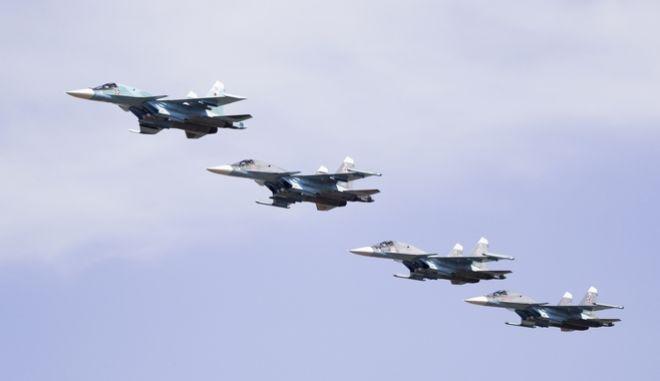 Ρωσικά βομβαρδιστικά αεροσκάφη αναχαιτίστηκαν ανοικτά της Αλάσκας