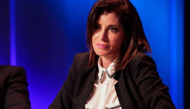 Την υποψηφιότητα Ασημακοπούλου για Ευρωβουλή ανακοίνωσε ο Μητσοτάκης