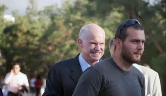 Κρήτη: Τραυματίστηκε σε τροχαίο ο γιος του Γιώργου Παπανδρέου - Νοσηλεύεται με κατάγματα στα πλευρά