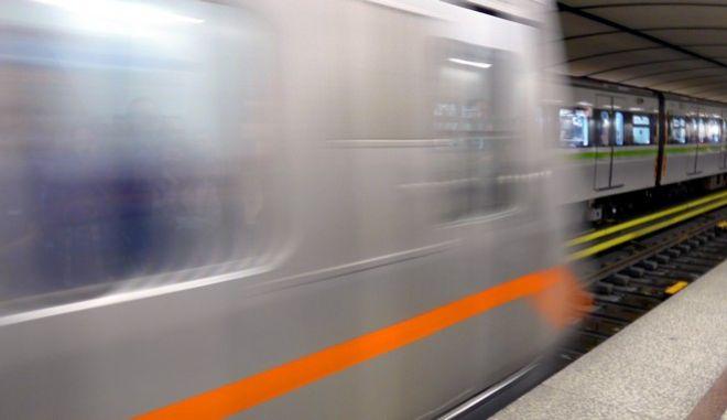 Το μετρό της Αθήνας