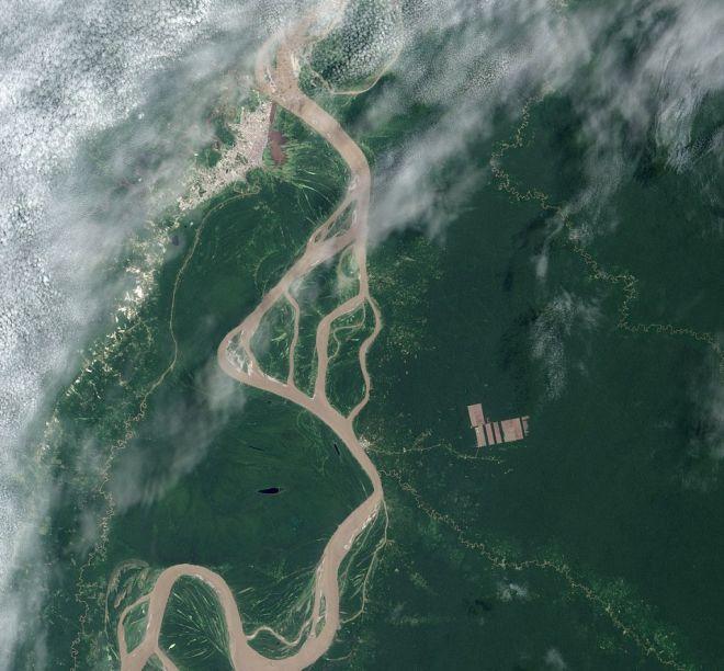 NASA 2013: Οι καλύτερες φωτογραφίες της γης από το διάστημα