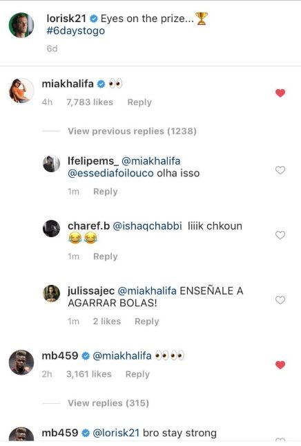 H Mia Khalifa άφησε το πορνό, έπιασε τα σπορ και αγαπάει τα ανθρώπινα λάθη