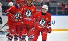 Πούτιν: Σκόραρε 8 γκολ σε αγώνα χόκεϊ - Tον μάρκαραν με τα μάτια
