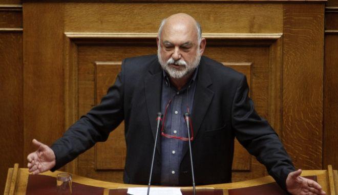 Ο βουλευτής του ΣΥΡΙΖΑ, Νίκος Συρμαλένιος