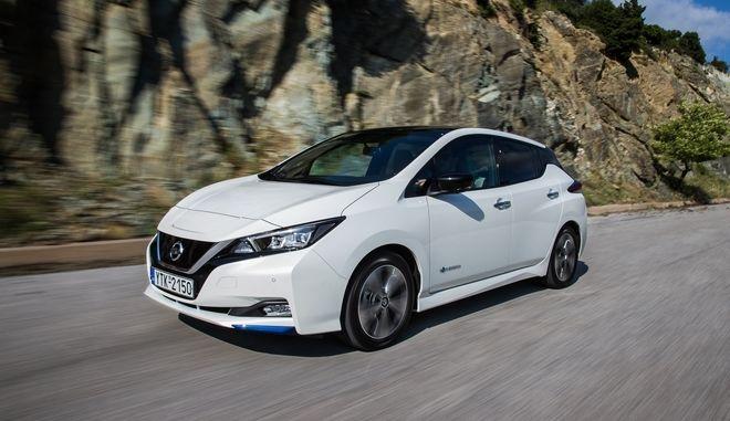 Το νέο Nissan LEAF είναι εδώ για να αλλάξει την καθημερινότητά μας