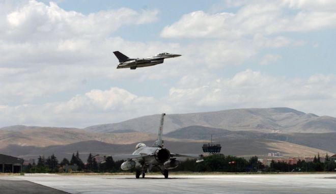 Τουρκικό F 16