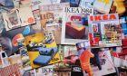 O κατάλογος των Ikea μέσα στον χρόνο