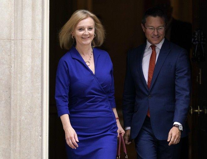 Η νέα υπουργός Εξωτερικών της Βρετανίας Λιζ Τρας