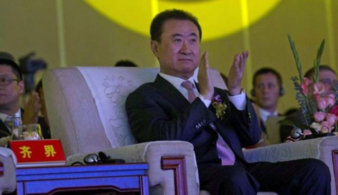Ο πλουσιότερος Κινέζος ετοιμάζεται να κατακτήσει το Χόλιγουντ