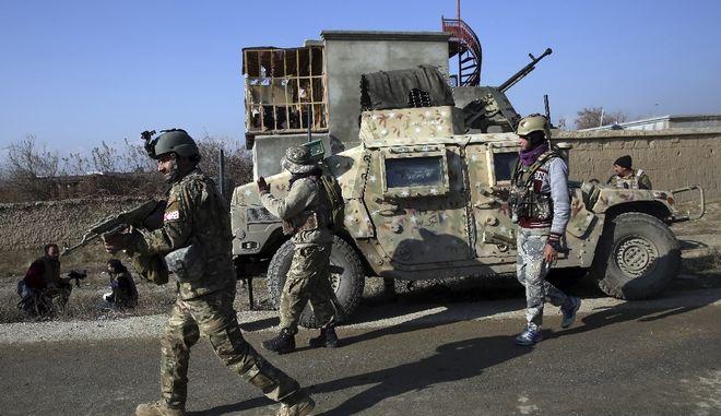 Αφγανιστάν: Δύο Αμερικανοί στρατιώτες νεκροί σε επίθεση στην επαρχία Νανγκαρχάρ