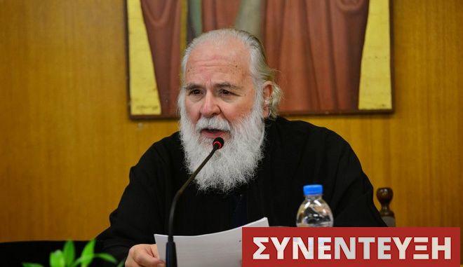 """Πατήρ Γ. Μεταλληνός στο NEWS247: """"Όταν καίμε έναν άνθρωπο είναι σαν να λέμε ότι είναι προδότης"""""""