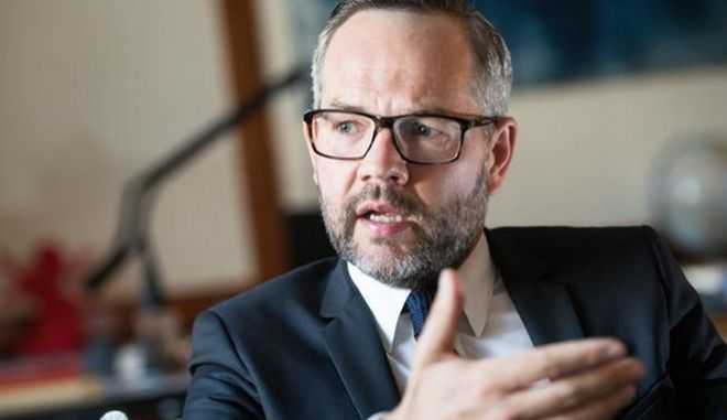 Μίχαελ Ροτ: Το Βερολίνο δεν έθεσε, ούτε θα θέσει θέμα Grexit