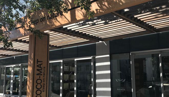 Νέα καταστήματα COCO-MAT