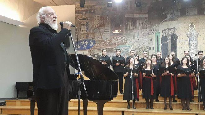 Επίτιμος διδάκτορας του ΑΠΘ ανακηρύχθηκε ο Διονύσης Σαββόπουλος