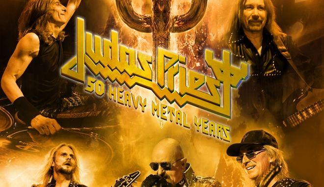Tο Release Athens παρουσιάζει τους μεγάλους Judas Priest