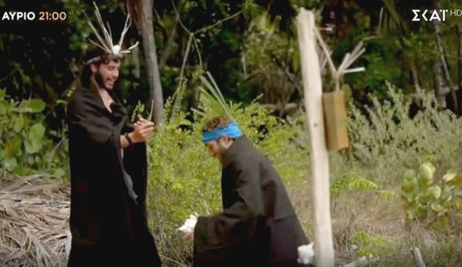Survivor - Trailer: Χλευάζουν ομαδικώς τον Τριαντάφυλλο - Ξεσπά ο Σάκης Κατσούλης