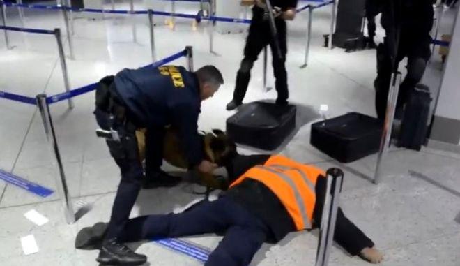 Άσκηση ετοιμότητας στο Aεροδρόμιο Ελ. Βενιζέλος