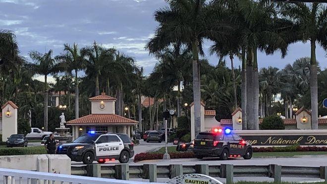 Οι αστυνομικές αρχές του Μαϊάμι τραυμάτισαν τον ένοπλο που άνοιξε πυρ στο λόμπι του Trump National Doral Golf Club