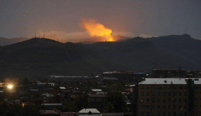 Μάχες στο Ναγκόρνο Καραμπάχ