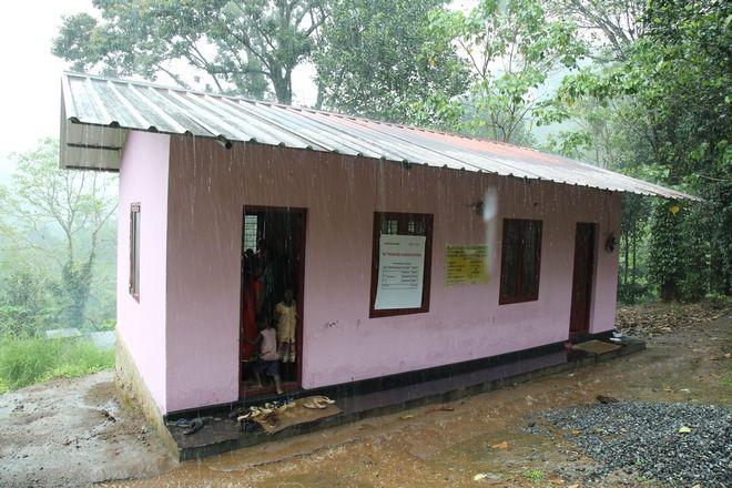 Στο καινούργιο κέντρο δημιουργικής απασχόλησης τα παιδιά μπορούν να βρίσκονται και τις βροχερές μέρες