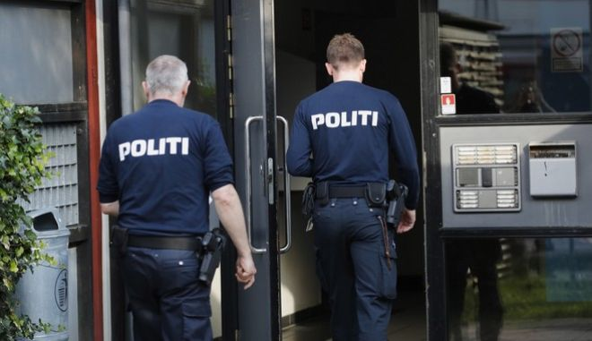 Αστυνομία στην Κοπεγχάγη