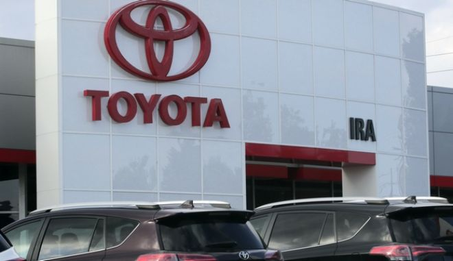 Αυτοκίνητα Toyota