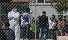 Η δομή προσφύγων και μεταναστών στη Μαλακάσα σε καιρό πανδημίας κορονοϊού