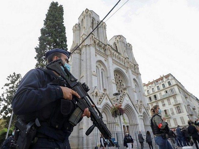 Αστυνομία στη Γαλλία