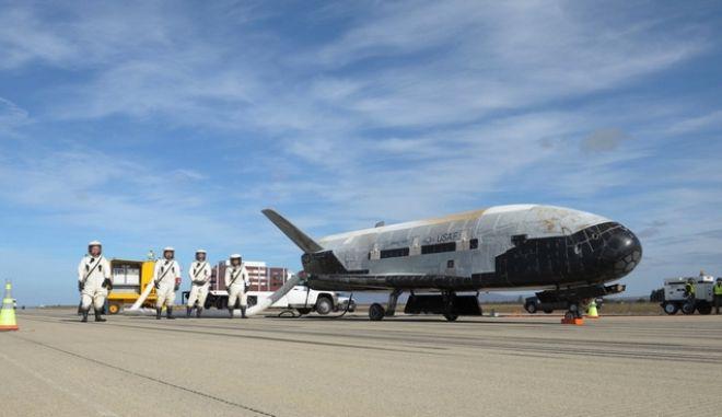 Το X-37B Military Space Plane των ΗΠΑ