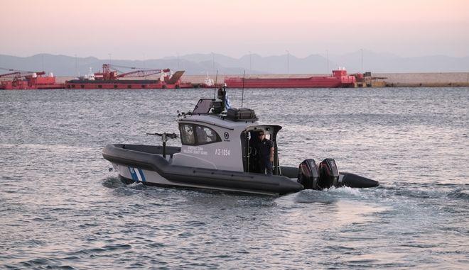 Σκάφους λιμενικού σώματος