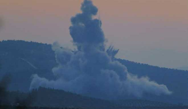 'Κλάδος Ελαίας' στο Αφρίν: Στρατιωτικό και διπλωματικό θρίλερ στα συριακά εδάφη