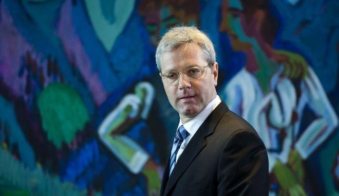 Ο υποψήφιος αρχηγός του CDU Norbert Roettgen