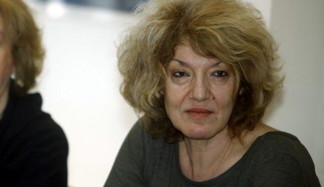 Προυσιαστηκε σημερα τυο πρωι το βιβλιο της πρ.Ευρωβουλετη του ΠΑΣΟΚ Αννας Καραμανου .Την παρουσιαση την εκαναν οι Ευαγγελια Σχοιναρακη , Μαριεττα Γιαννακου, Σια Αναγνωστοπουλου--Χαιρετισμο απηυθηνε η Γ.Γ.Ισοτητας Φωτεινη Κουβελα---σΤΗ ΦΩΤΟ-ΣΙΑ ΑΝΑΓΝΩΣΤΟΠΟΥΛΟΥ   ΦΩΤΟ ΧΡΗΣΤΟΣ ΜΠΟΝΗΣ//EUROKINISSI