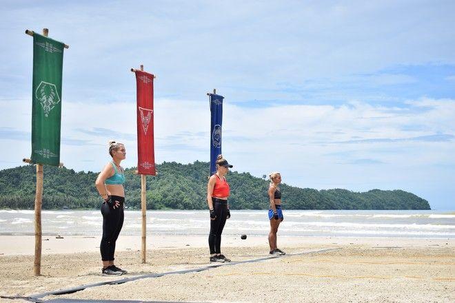 Nomads: Τρεις γυναίκες μονομαχούν για μια νύχτα διασκέδασης στο Palawan
