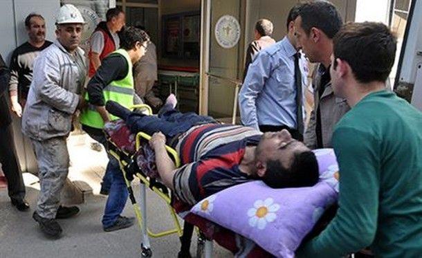 Έκρηξη με νεκρούς και εκατοντάδες εγκλωβισμένους σε ορυχείο στην Τουρκία