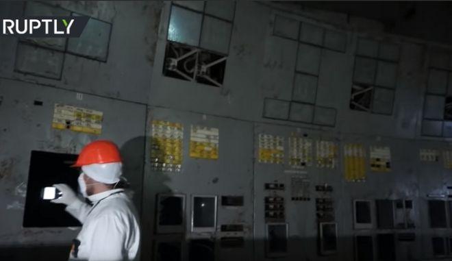 Chernobyl: Ανατριχιαστικά νέα πλάνα μέσα από τον στοιχειωμένο αντιδραστήρα 4